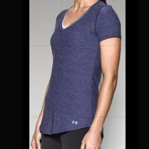 UNDER ARMOUR Perfect Pace Tee SzS EUC